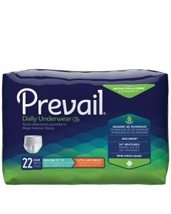 Prevail Extra Daily Adult Incontinence Pullup Diaper