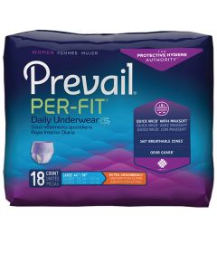 Prevail Per Fit for Women Daily Adult Incontinence Pullup Diaper