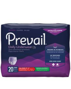 Prevail Daily (Classic) For Women Adult Incontinence Pullup Diaper