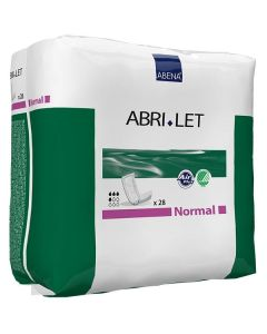 Abena Abri-Let Normal - 13 x 4.5 Inch Pad