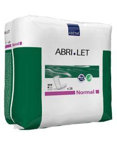 Abena Abri-Let Normal - 13 x 4.5 Inch Pad