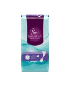 Poise Thin Shape Pads, Ultimate - 13.3 Inch Pad