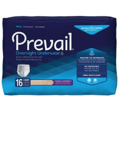 Prevail for Men Overnight