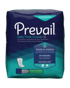 Prevail Male Guards Adult Incontinence Bladder Control Pad - 13 Inch