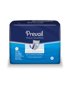 Prevail Male Guards - 13 Inch Pad