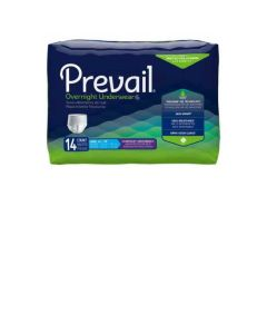 Prevail  Overnight  Adult Incontinence Pullup Diaper