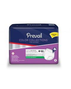 Prevail  - Color collections Adult Incontinence Pullup Diaper