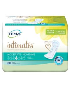 TENA Intimates Moderate Long Pads - 12 Inch Pad