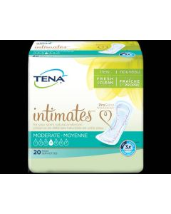 TENA Intimates Moderate Regular Adult Incontinence Bladder Control Pad - 11 Inch