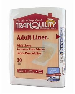 Tranquility Adult Liner Adult Incontinence Bladder Control Pad - 24 Inch