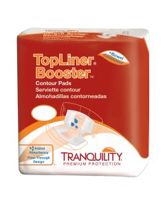 Tranquility Contour Adult Incontinence Booster Pad - 21.5 Inch